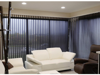 Buy Online Blackout Vertical Blinds: Solar Blinds